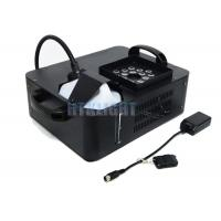 China High Velocity Vertical LED Fog Machine With Lights Manul Control Mode on sale