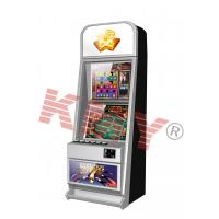 Quality Stainless Steel Floor Standing Multimedia Video Gaming Kiosk Payment With Coin Hopper for sale