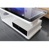 Quality Interactive Multi Touch Screen Coffee Table Lcd Digital Signage With Android / Windows OS for sale