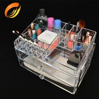 Quality High standard Clear acrylic makeup storage for sale