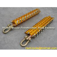 Buy cheap Steel wire rope winding frame for Conductors Self-Gripping Clamps from wholesalers