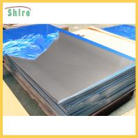 Quality Eco Friendly Aluminum Sheet Protective Film Custom Size Easy Peel Off for sale