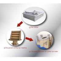 Quality Paper honeycomb sandwich panel sample maker cutting machine for sale