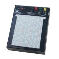 Quality Colored Coordinates Solder Powered Breadboard with 5 Distribution Strips for sale