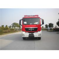 Quality Gross Weight 18300kg Fire Equipment Truck High Space Utilization For City Rescue for sale