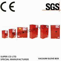 Buy cheap Red Paint Ink Chemical Hazardous Storage Cabinet for storing Paint,Ink from wholesalers
