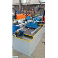 Buy cheap Stud & Track Light Keel Roll Forming Machine With Double - Head Decoiler from wholesalers