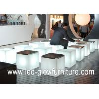 Quality Multi size  12 - 32pcs RGB LED Bar Stool with remote / Switch / Bluetooth control for sale