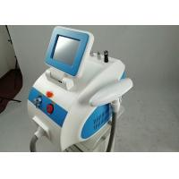 Quality Q Switch Tattoo Eraser Machine , TEC Water Cooling Nd Yag Laser Machine for sale