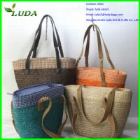 Quality various beautiful straw bags for sale