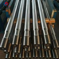 Quality Cylinder Linear Chrome Plated Guide Rod Axis Shaft Smooth For CNC Machine for sale