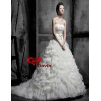 China A-Line Customized Bridal Gown (WD-3026) on sale