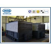 Quality ASME Standard Energy Saving Horizontal Boiler Air Preheater Customized Design for sale