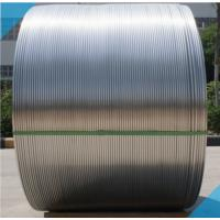 China TT 9.5mm 1350 H12 Aluminium Wire Rod For Drawing The Core Of Wires And Cables on sale