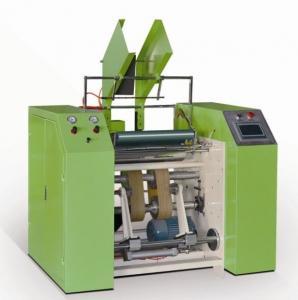 China YYRW Series Full Automatic Stretch Film/Cling Film Rewinder Machine on sale