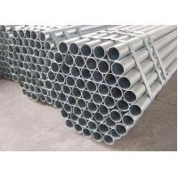Quality Hot Dipped Seamless Galvanized Steel PipeASTM A53 Material Zinc Coated Surface for sale
