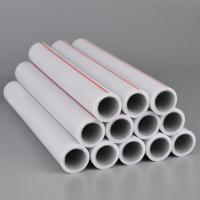 China Plastic Composite PPR Aluminum Pipe Pn25 50mm 50mm For Wall Heating System on sale