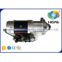 Quality 3303123 Electric Bosch Starter Motor For Caterpillar 320 330 340 , 8kgs Weight for sale