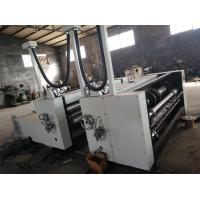 Quality Corrugated Box Printing Machine Printer Slotter Die Cutter Stacker Production Line for sale