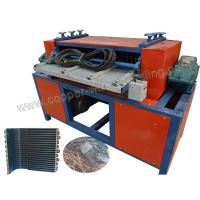 Quality AC Copper and Aluminum Separator Copper and Aluminum Separator Radiator Recycling Machine for sale