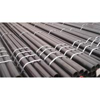 Quality API 5L ASTM A53 Black ERW Carbon Steel Pipe Mill Price from Tianjin, China for sale