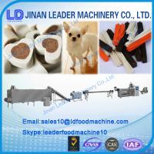 Quality Dog Jam center pet food processing line for sale
