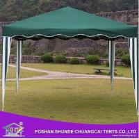 Quality Qualified professional cheap portable folding gazebo for sale