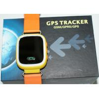 China Two - Way Talking GPS Running Watches Microphone Plastic For Students on sale