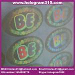Quality Transparent hologram label for sale