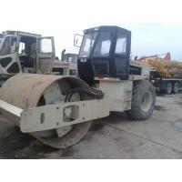 Quality used ingersollrand SD100D  road roller  double drum compactor year 2007 new painting for sale