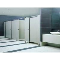 Buy cheap High Density Toilet PVC Partition Board Thin Thickness 15mm Glossy Solid Color from wholesalers