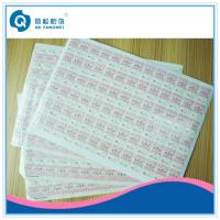 Quality Glossy Paper Product Label Printing ,  Labels Stickers Printing Factory for sale