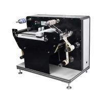 Quality Multi Blades Digital Label Cutter Integrated Touch Screen Panel  Control for sale