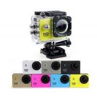 Quality Full HD 1080P Waterproof Action Camera Motor Mini DV Diving Housing Case Underwater Sports Cam DV for sale