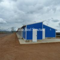 Quality Fine Price Prefabricated Steel Poultry Farm Chicken with best design for sale