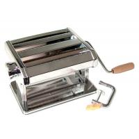 Quality Pasta Roller Streamline Pasta Maker nickel plated Cutter Roller Stainless Steel Manual Pasta Machines for sale