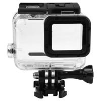 Quality 45M Underwater Waterproof Diving Housing Protective Case Cover For GoPro Hero 5 Camera Go Pro 5 Accessories for sale