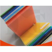 Opaque Aging Resistance PP Flute Board Coroplast Sheets For