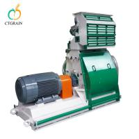 Quality Wheat Grinding Compact Flour Mill Animal Feed Hammer Mill Eco - Friendly for sale