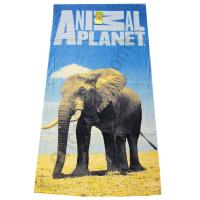 Buy 100% Cotton Velour Reactive CMYK & PHOTO Printed Beach towel at wholesale prices