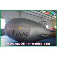 Quality Giant Blow Up Plane Custom Inflatable Zeppelin For Outdoor Advertising for sale