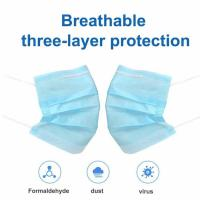 Quality 2 Ply Face Mask Non Woven for sale