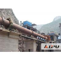 Quality Building Materials Equipment Rotary Kiln for Cement / Lime Calcination for sale
