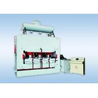 Quality Melamine Board Hydraulic Hot Press Machine, Flooring Hot Press Machine, Short Cycle Hot Press Machine for sale