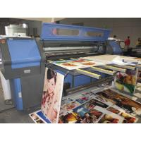 Quality Decration Industry Faltbed Roll to Roll UV Printer , Professional Digital Screen Printing Equipments for sale