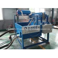 China Easy Operation Apple Tray Machine , Small Recycled Paper Pulp Egg Tray Forming Machine on sale