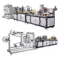 Buy cheap Protect Cup Kn95 N95 1.5kw Mask Manufacturing Machine 120pcs/Min from wholesalers