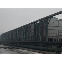 Quality ISO Approved Open Cooling Tower FRP Shell With Alloy Aluminium Fan Blades for sale