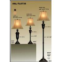 Quality 2pcs Table Lamp+Floor Lamp for sale