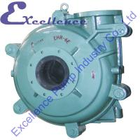 Quality Large Capacity Heavy Duty Rubber Lined Horizontal Slurry Pump for sale